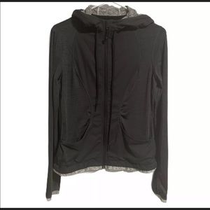 Lululemon women's full zip hoodie size 4